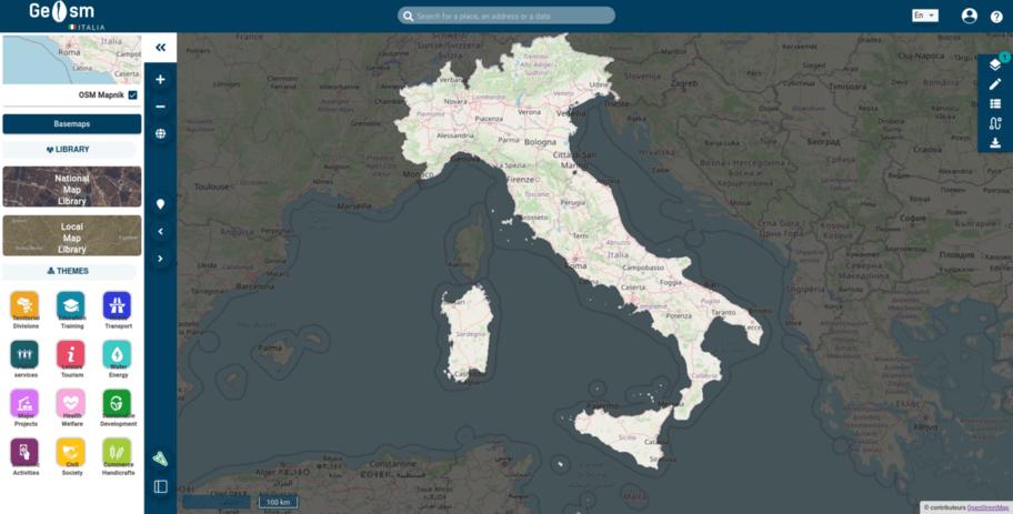GeOSM Italia