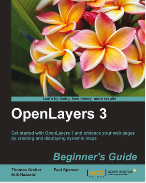 Couverture du livre OpenLayers