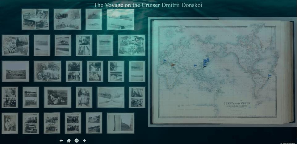 voyage dmitrii donskoi