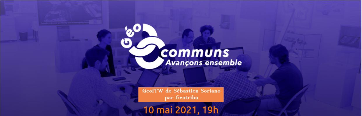 GeoITW GéoCommuns