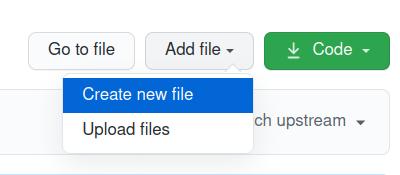 GitHub add file