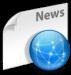 icône news générique