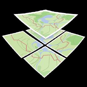 Logo OpenMapTiles
