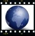 icône vidéo map