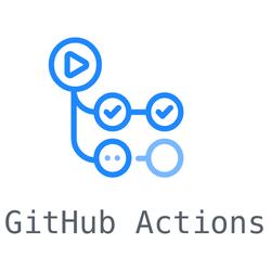 icône GitHub Actions