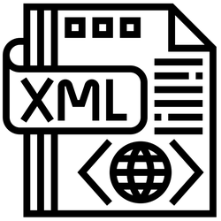 icône XML