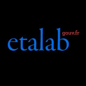 icône Etalab