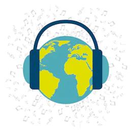 icône podcast