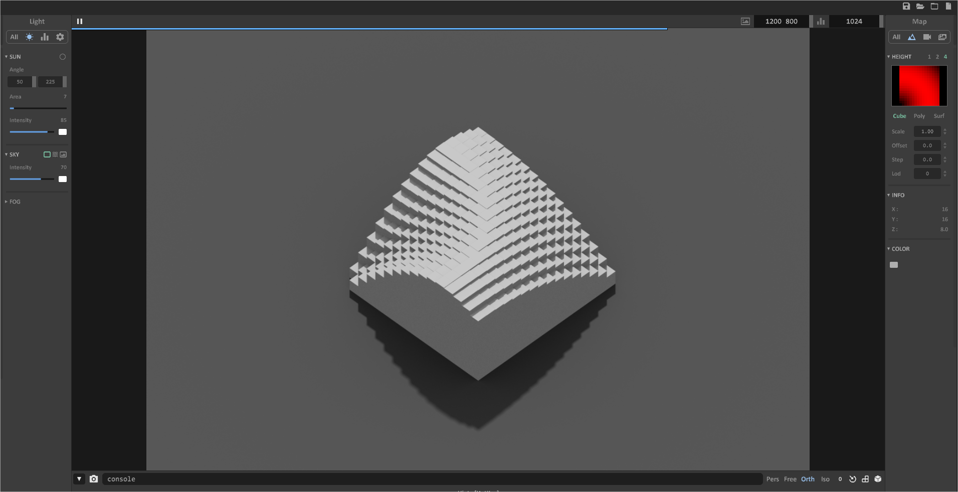 interface ouverture