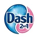 logo lessive Dash