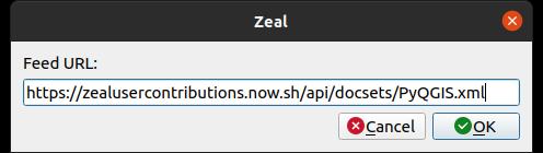 Zeal - Flux PyQGIS