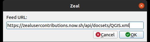 Zeal - Flux QGIS