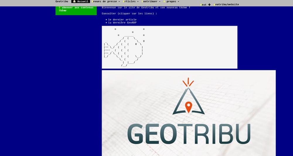 Geotribu 386